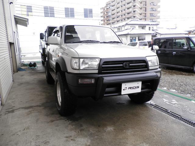 トヨタ SSR-X ワイド