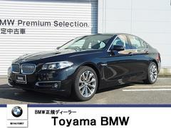 BMW523d モダン オイスターレザー スポーツステアリング