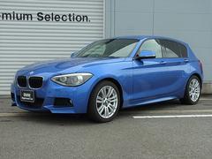 BMW120i Mスポーツ コンフォートアクセス バックカメラ
