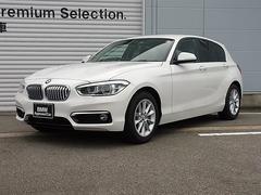 BMW118d スタイル コンフォートPKG パーキングサポート
