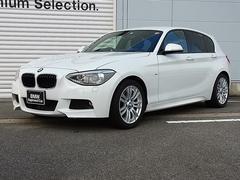 BMW116i Mスポーツ 認定中古車 純正HDDナビ ETC