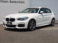 BMWM135i 認定中古車 直列6気筒 黒レザーシート LED