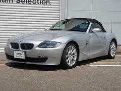 BMW Z4ロードスター2.5i 認定中古車 黒レザーシート