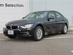 BMW318i 認定中古車 LED 前車接近警告 車線逸脱警告