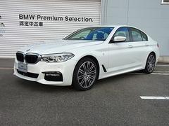 BMW523i Mスポーツ 認定中古車 元デモカー 19AW