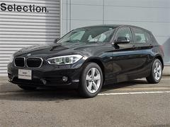BMW118d スポーツ 登録済未使用車 パーキングサポート