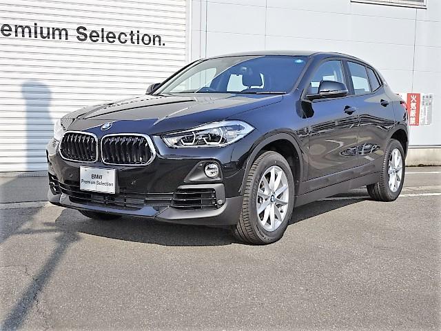 BMW sDrive 18i 登録済未使用車 コンフォートアクセス