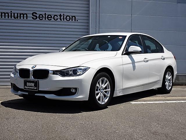 BMW 320i 認定中古車 ACC 純正HDDナビ ETC