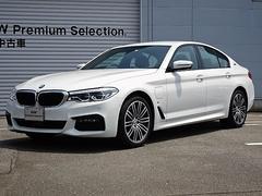 BMW530e Mスポーツアイパフォーマンス 元DC 黒レザー