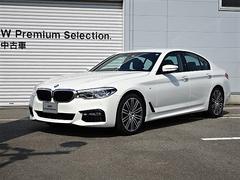 BMW523i Mスポーツ ハイラインパッケージ 元DC 黒レザー