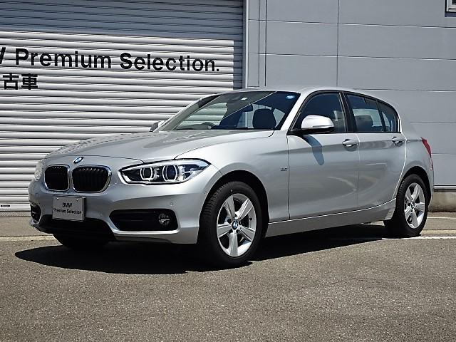 BMW 118i スポーツ 元DC 被害軽減ブレーキ 認定中古車