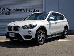 BMW X1xDrive 18d xライン 元デモカー ACC HUD