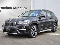 BMW X1xDrive 18d xライン 純正19AW ACC HUD