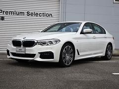 BMW523d Mスポーツ 認定中古車 元DC ACC HUD