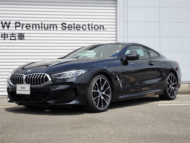 BMW 840d xDriveクーペ Mスポーツ 認定中古車 レッドレザー シートヒーター レーザーライトアクティブクルーズコントロール ヘッドアップディスプレイ コンフォートアクセス 電動トランク 20インチアロイホイル リバースアシスト