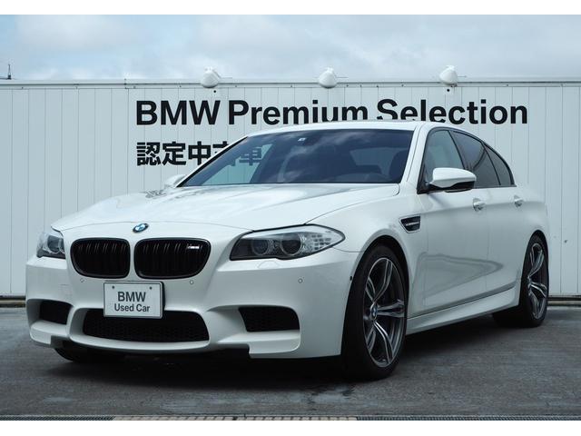 BMW M5 M5 サンルーフ 左ハンドル 黒レザーシート 純正20インチアロイホイール フロントリアシートヒーター 純正HDDナビ バックカメラ クルーズコントロール バイキセノンヘッドライト