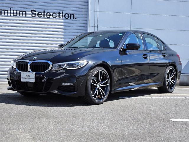 BMW 320d xDrive Mスポーツ 認定中古車 元DC デビューパッケージ イノベーションパッケージ コンフォートパッケージ レーザーライト リバースアシスト 19インチアロイホイル アクティブクルーズコントロール ライブコクピット