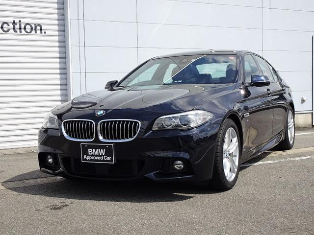 BMW 523d Mスポーツ ハイラインパッケージ 認定中古車 ブラウンレザー アクティブクルーズコントロール バイキセノンヘッドライト 純正18AW 純正地デジチューナー 純正HDD バックカメラ 後方死角感知機能 車線逸脱警告機能