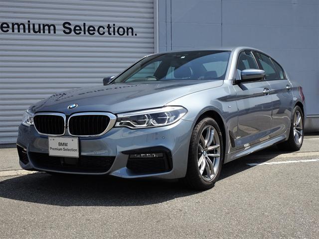 5シリーズ(BMW) 523d xDrive Mスピリット 純正HDDナビゲーション ミラー内蔵型ETC アクティブクルーズコントロール ヘッドアップディスプレイ 中古車画像