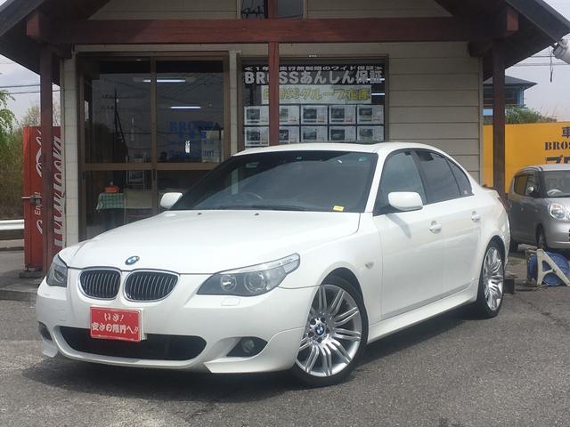 BMW 530i Mスポーツパッケージ HID ETC ワンセグ
