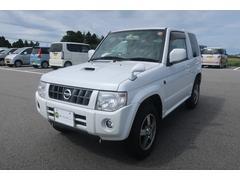 キックスRX 4WD 地デジナビ ETC シートヒーター 純正アルミ