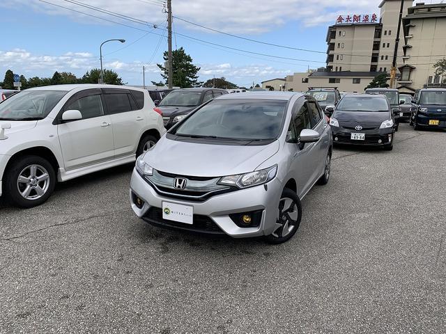 「ホンダ」「フィット」「コンパクトカー」「富山県」の中古車