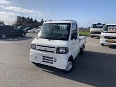 ミニキャブトラックVタイプ 4WD 新品タイヤ エアコン パワステ