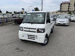 ミニキャブトラックVタイプ 4WD エアコン パワステ 新品タイヤ
