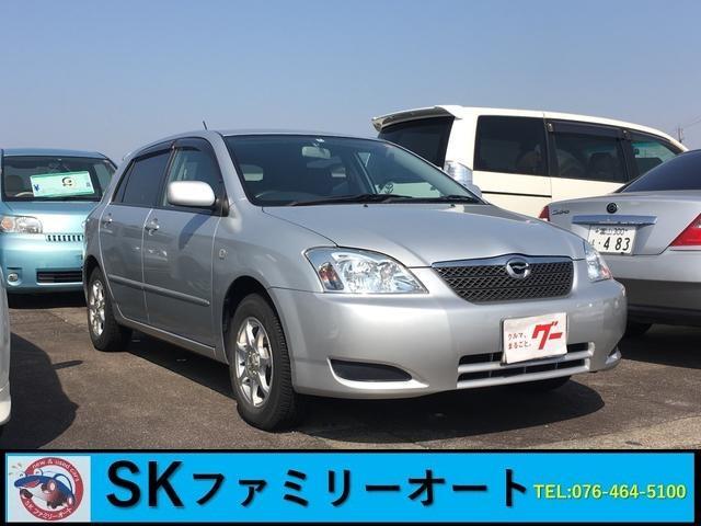 トヨタ Xリミテッド CD キーレス アルミ