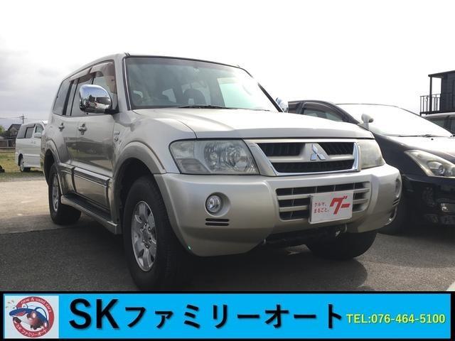 三菱 ロング エクシード-II 4WD ナビ Bカメラ ETC