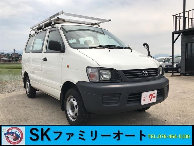 トヨタ DX 4WD エアコン 運転席エアバッグ