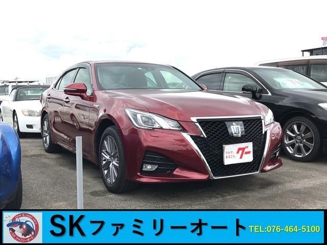 トヨタ アスリートG Four ナビ TV Bカメラ 4WD