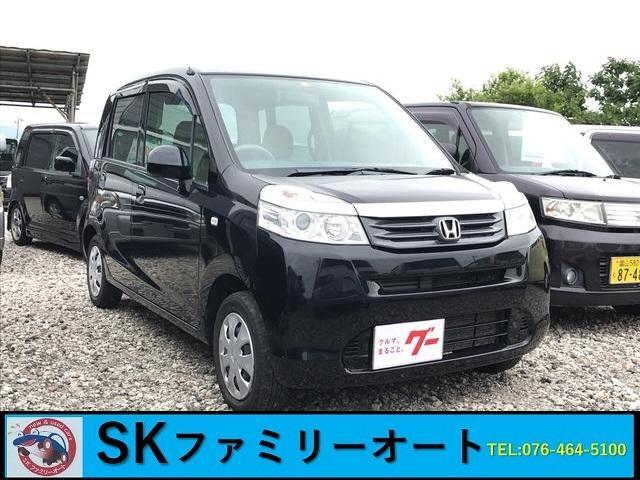ホンダ G ナビ TV 軽自動車 インパネAT エアコン 4人乗り