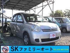 シエンタX ミニバン 7名乗り エアコン CD インパネAT
