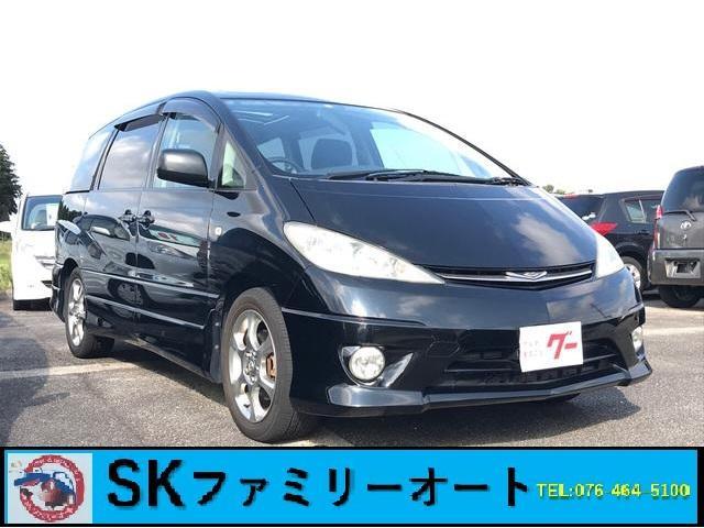 トヨタ アエラス-S サンルーフ 両側電動スライドドア TV ナビ