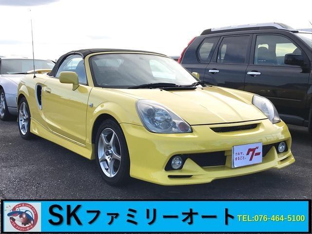 トヨタ ナビ AW オーディオ付 2名乗り オープンカー