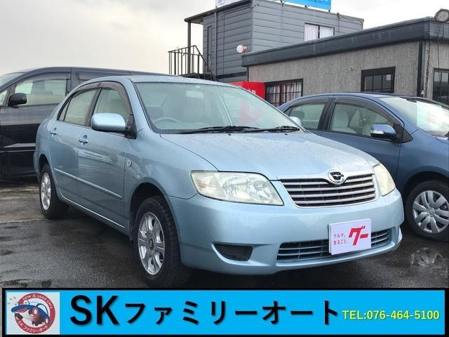 Photo of TOYOTA COROLLA G / used TOYOTA