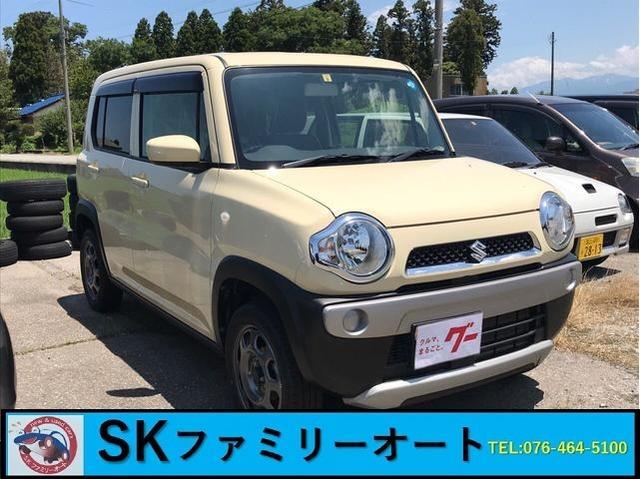 スズキ G 4WD 5速MT アイドリングストップ シートヒーター