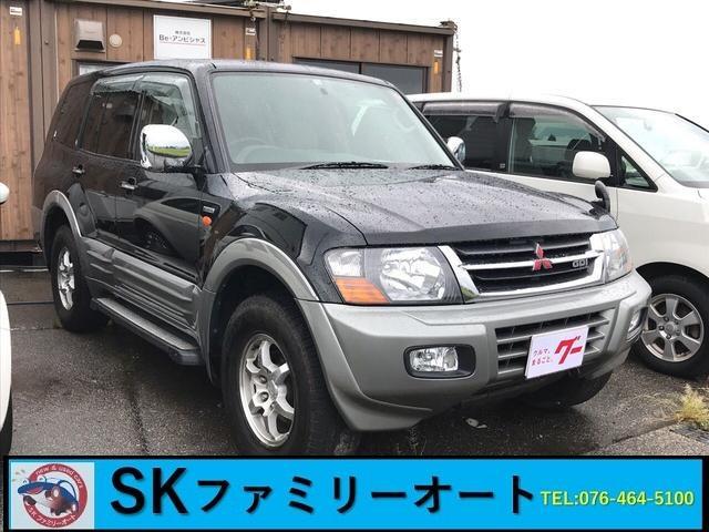 三菱 ロング エクシード-I 4WD ナビ バックカメラ ETC