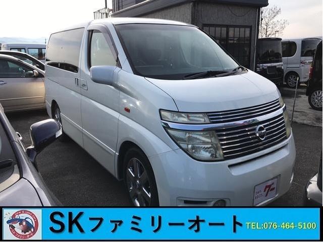 日産 ハイウェイスター TV ナビ 4WD AW ミニバン AC