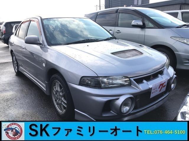 三菱 GSRエボリューションIV 4WD オーディオ付 DVD