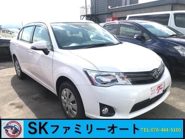 トヨタ 1.5X 4WD ETC オーディオ付 CVT 4WD 5名