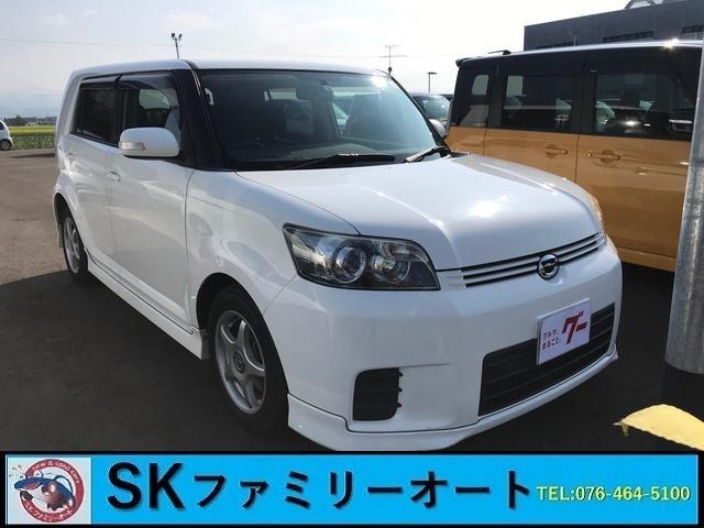 トヨタ 1.5G エアロツアラー ナビ ETC キーレス アルミ