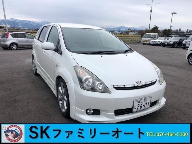 トヨタ Z Z(6名) エアロ仕様 夏タイヤ付き