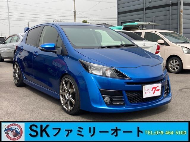トヨタ RS G's スマートパッケージ スマートキー HID バックカメラ ナビTV 5速MT