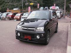 テリオスキッドカスタムX 4WD ターボ CD/MD