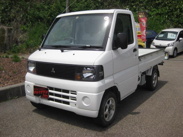 三菱 4WD 5MT エアコン  保証付き