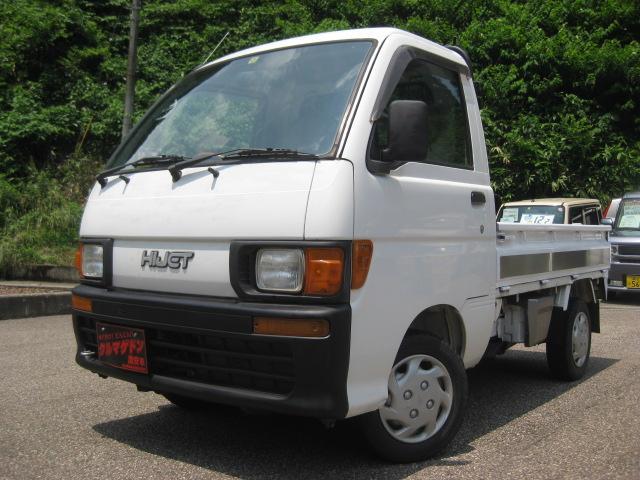 ダイハツ 5MT 4WD エアコン パワステ