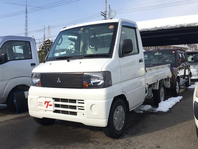 三菱 Vタイプ エアコン付 4WD AT車