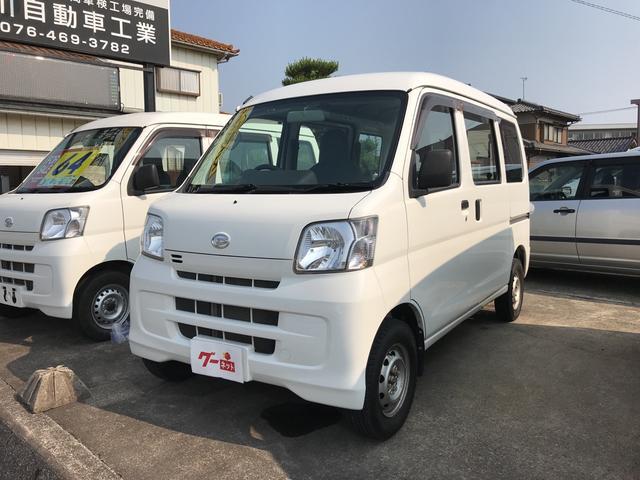 ダイハツ スペシャル 4WD エアコン インパネAT 軽バン 保証付